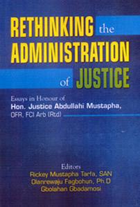 Rethinking Administration
